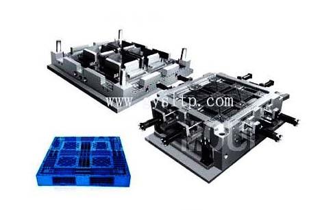塑料托盘模具,塑料托盘加工过程