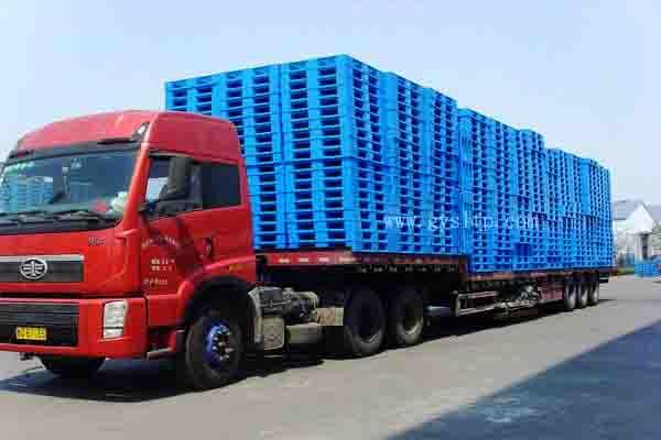塑料托盘厂家直销,物流发货,整车出发